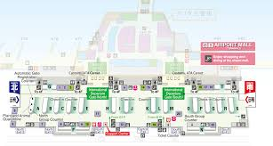 floor map narita international airport official website