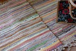 Pastel Rag Rug Patterned Rug Collection U2013 A Swedish Home