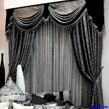 Black Curtain Curtain Model Designs Android Apps On Google Play