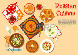 olivier cuisine national dishes of cuisine for dinner menu icon with