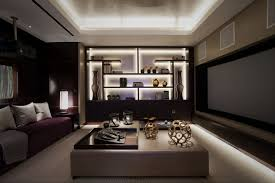Home Cinema Design Uk Just The Right Size Tv Knightsbridge House Howes U0026 Rigby