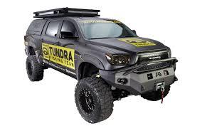 toyota tundra tuned toyota tundra made for fishing trd tuned fj cruiser to sema