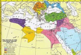 Present Day Ottoman Empire Ottoman Empire 256 1914 A St A Day