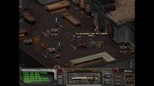 Fallout 2 Map by Fallout 2 Easter Eggs Cafe Of Broken Dreams Youtube