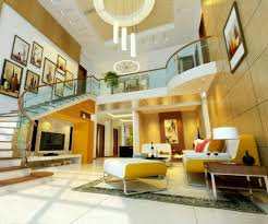 interior heavenly modern living room design and decoration using