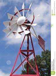 ornamental windmill stock photo image of blades decoration