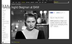 ingrid bergman life and films