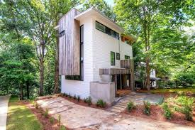 in decatur unique modern tree house reduced to 795k curbed