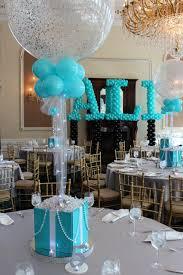 Elegant Balloon Centerpieces by Best 25 Bat Mitzvah Centerpieces Ideas On Pinterest Candy Theme