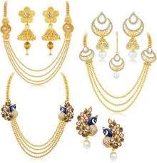 artificial jewellery sets buy necklace sets artificial bridal