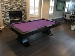 purple felt pool table purple pool table within xane plank and hide inspirations felt for