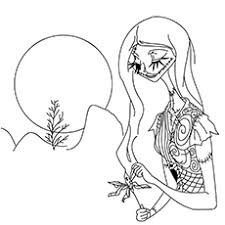 top 25 u0027nightmare before christmas u0027 coloring pages for your little