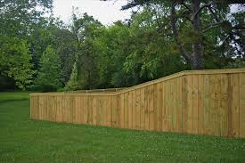 awesome picture of residential fencing ideas catchy homes