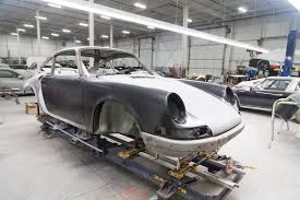 porsche technician 1972 911 t restoration project update pfaff auto