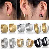 hoop huggie china piercing seller earrings store from imixlot