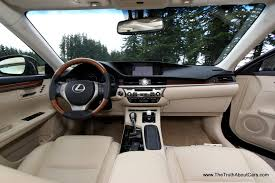 2010 lexus es 350 base reviews 2013 lexus es 300h interior center console photography courtesy