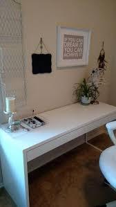 Malm Computer Desk Malm Skrivebord Hvid Malm Ikea Malm And Desks