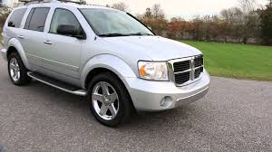 2008 dodge durango limited for sale hemi leather moon chrome