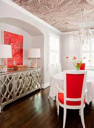Wallpaper Designs For Dining Room by Ceiling Designs 15 Ideas For Ceiling Decorating With Modern Wallpaper