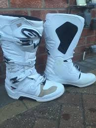 alpinestars tech 7 motocross boots alpinestar tech 7 motocross boots uk size ten in mildenhall