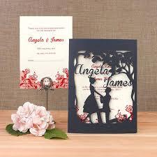 wedding invitations laser cut laser cut cartalia