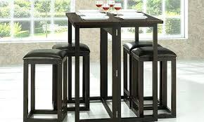 bar style table and chairs pub table and stools pub table chairs set bar height high dining