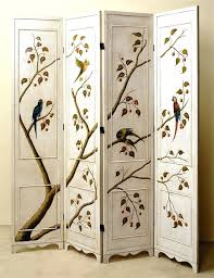 Cing Folding Bed 248 Best Room Dividers Images On Pinterest Within Folding Panels
