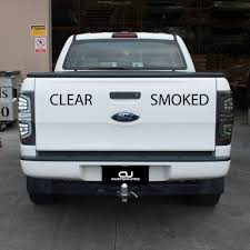 custom truck tail lights ford ranger led tail ls custom utes nz