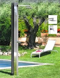 box doccia da esterno docce da esterno per piscina e giardino vendita e prezzi