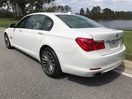 bmw 7 series 98 2009 bmw 7 series 750li 4dr sedan in orlando fl perfection motors