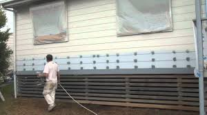 How To Spray Paint Doors - airless paint sprayer how to spray paint walls using an airless