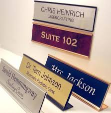 unique name plates catchy collections of decorative name plates for home