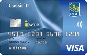 my credit card page rbc royal bank