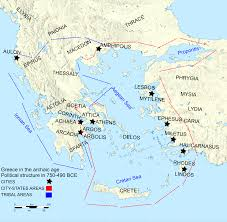 Map Of Ancient Greece File Map Of Archaic Ancient Greece 750 490 Bc English V2 Svg
