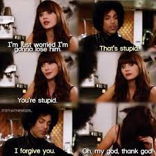 New Girl Memes - the episode of new girl with prince classic new girl