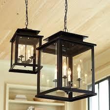 pendant lantern light fixtures indoor calisse 4 light pendant lights squares and kitchens