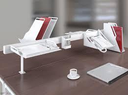 3eme bureau parure de bureau wave epoxia mobilier