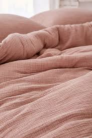 crinkle gauze duvet cover urban outfitters
