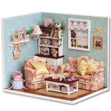 100 home design kit with furniture flever dollhouse