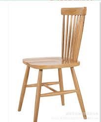 Armchair Cafe Wood Chair Modern Scandinavian Windsor Chair Cafe Table Chair
