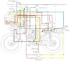 yamaha dt250 enduro motorcycle wiring schematics with dt 250