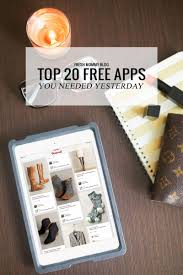 top 20 free ipad apps for kids and adults fresh mommy blog