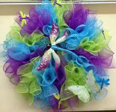 springtime dragonfly wreath on 12