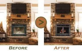 Ideas Fireplace Doors Stoll Fireplace Doors Fireplace Refacing Ideas In Okemos Mi