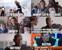 Johnny Football Memes - 9 best football images on pinterest cross country funny football
