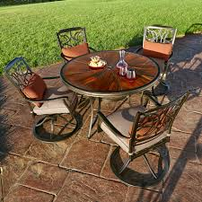 Ty Pennington Furniture Collection by Agio International Aaf 03501 28310 Tuscany 5 Piece Dining