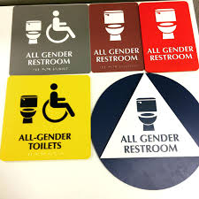 outstanding all gender bathroom u2013 higrand