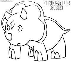 dinosaur king coloring pages coloring pages download