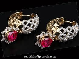 diamond earrings india diamond jewellery earrings designs jewelry engagement