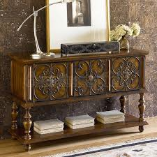accent sofa table stunning accent console table hidden treasures console table w